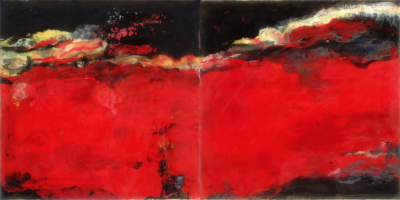 Los Osos artist plays with fire to create encaustic art