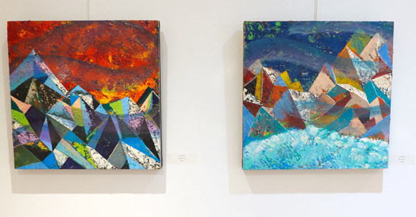 Amela Cikota, Mountain Layer 1 & 2